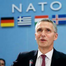 NATO kaups medicinines atsargas antrajai koronaviruso bangai