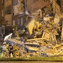 Iževske sugriuvo devynaukščio namo dalis, žuvo šeši žmonės