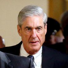 """R. Muelleris paneigė D. Trumpo teiginį, kad jis """"išteisintas"""" dėl sąmokslo su Rusija"""
