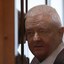 Išlaisvintas norvegas F. Bergas dėkoja Lietuvos prezidentui