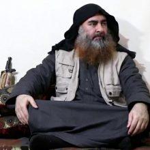 IS lyderis pasirodė pirmą kartą po penkerių metų pertraukos