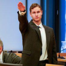 Norvegijos mečetės šauliui pareikšti kaltinimai dėl nužudymo ir teroristinio išpuolio