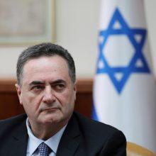 Izraelis: B. Johnsono pergalė JK rinkimuose tolygi antisemitų pralaimėjimui