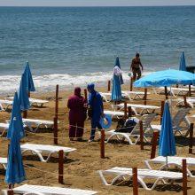 Turkijoje COVID-19 pandemijos aukų skaičius viršijo 5 000
