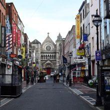 Nedarbas Airijoje sausį išaugo iki 25 proc.