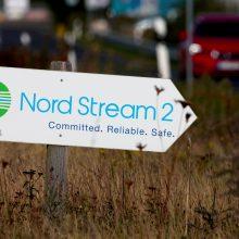 """JAV ir Vokietijos susitarime dėl """"Nord Stream 2"""" dujotiekio – perspėjimas Rusijai"""
