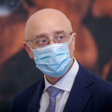 Kijevas: būtina atnaujinti neįgyvendinamus Minsko susitarimus