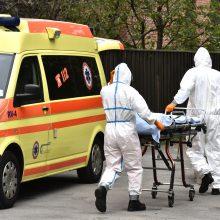 Slovėnija kovodama su virusu įveda komendanto valandą