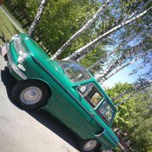 Kauno gimtadienio proga – istorinio automobilio kelionė