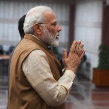 N. Modi: Kašmyro autonomija skatino terorizmą ir separatizmą