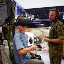 Vokietijos kariuomenė ieško IT specialistų tarp kompiuterinių žaidimų aistruolių