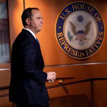 Įtakingas demokratas: D. Trumpo pokalbis su Ukrainos lyderiu primena mafijos šantažą