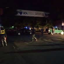 """Kabulo """"žaliojoje zonoje"""" sprogdintojas mirtininkas užpuolė mečetę"""