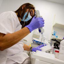 Ispanijoje užsikrėtusiųjų koronavirusu skaičius priartėjo prie 241 tūkstančio