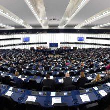 EP kitą savaitę svarstys rezoliuciją dėl Rusijos persekiojamų Lietuvos pareigūnų