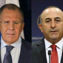 Rusija rado bendrą kalbą su Turkija dėl kontraversiško kanalo