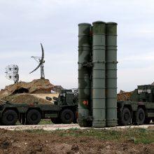 R. T. Erdoganas: Turkija neatsisakys rusiškų raketų S-400