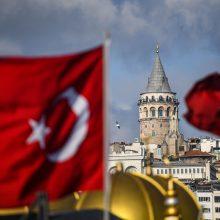 Turkija piktinasi Latvijos parlamento deklaracija, smerkiančia armėnų genocidą