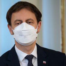 Slovakija išsiunčia tris Rusijos diplomatus, jie turi palikti šalį per savaitę