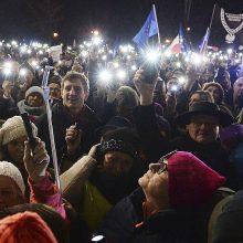Lenkijos Aukščiausiasis teismas: reformos apriboja teismų nepriklausomumą