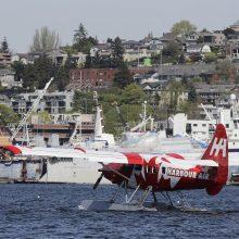 Kanadoje išbandytas pirmasis komercinis elektrolėktuvas