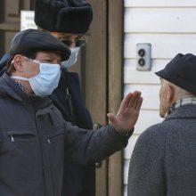 Baltarusijos žurnalistai reikalauja iš vyriausybės patikimos informacijos apie virusą