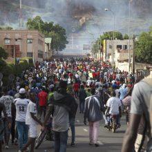 Laikinuoju Malio lyderiu paskirtas buvęs gynybos ministras