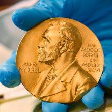 Nobelio premijų teikimo ceremoniją pakeis televizijos transliuojamas renginys