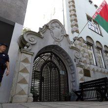 Lenkija išsiuntė du baltarusių diplomatus atsakydama į Minsko analogišką žingsnį