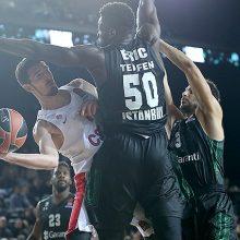 CSKA krepšininkai nesunkiai įveikė Eurolygos autsaiderius