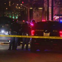 JAV per šaudynes trijuose miestuose žuvo mažiausiai septyni žmonės