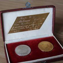 Į Lietuvą grįžta unikali istorinė relikvija