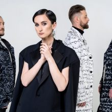 """Lietuvių širdis užkariavę Ukrainos """"Eurovizijos"""" atstovai """"Go_A"""" atvyksta į Vilnių"""