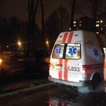 Skuode po vadovės išpuolio slaugytoja atsidūrė ligoninėje