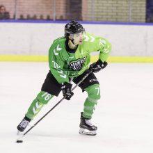 """Lietuvos ledo ritulio čempionate – """"Kaunas Hockey"""" pergalė 18 įvarčių skirtumu"""