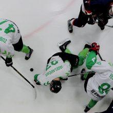 """Rezultatyviai žaidęs """"Kaunas Hockey"""" dar kartą įveikė lygos naujokę"""