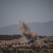 Sirijos Rakoje per IS ir vyriausybės pajėgų susirėmimus žuvo 28 žmonės