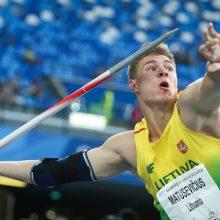 Lietuvos čempionas neabejoja: čeko rekordas – ne amžinas