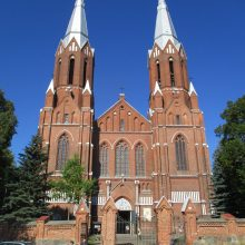 Anykščių bažnyčia