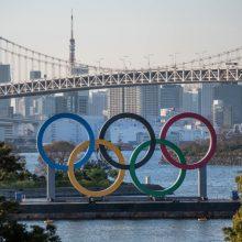 Tokijo olimpinių žaidynių dalyviams – privalomi COVID-19 testai