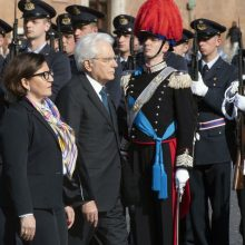 Italija mini išsivadavimo nuo fašizmo dieną