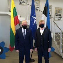 Estija žada atšaukti karius iš Malio, jei ten bus Rusijos samdiniai