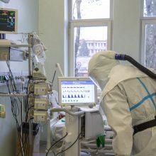 Kauno regiono gydymo įstaigose didinamas COVID-19 lovų skaičius