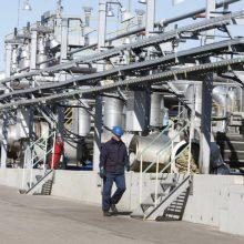"""Kovą """"Klaipėdos nafta"""" perkrovė 23 proc. mažiau naftos produktų"""