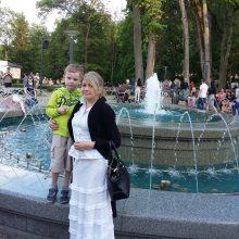Tik po inksto transplantacijos Laima galėjo patirti motinystės džiaugsmą