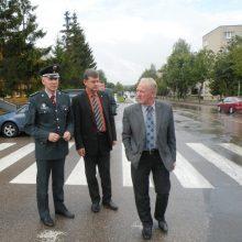 Telšių rajono vicemeru paskirtas socialdemokratas K. Lečkauskas