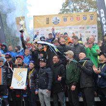 Anykščiuose finišavo 18-asis MTB dviračių maratonų taurės sezonas