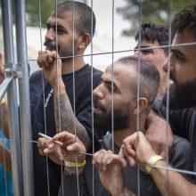 Irakas jau susigrąžino iš Baltarusijos 370 savo piliečių, ketinusių emigruoti į ES