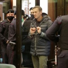A. Navalno advokatai apskųs jam skirtą įkalinimo bausmę ir kreipsis į Europos Tarybą