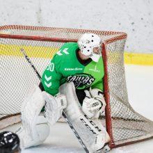 """Lietuvos čempionato apžvalga: """"Kaunas Hockey"""" pirmąją poziciją įtvirtino nepramušama gynyba"""